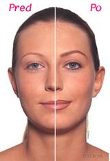 Na ktoré časti tváre sa dá aplikovať permanentný make up